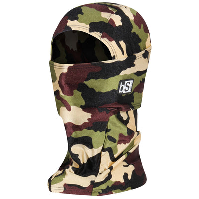 BlackStrap The Hood Balaclava Camo Army Issue USA Made Facemask