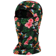 BlackStrap The Hood Balaclava Birds Paradise USA Made Facemask