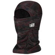 BlackStrap The Hood Balaclava Digital Maroon USA Made Facemask