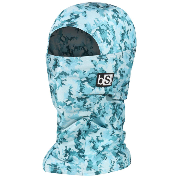 BlackStrap The Hood Balaclava Camo Digital Frozen USA Made Facemask