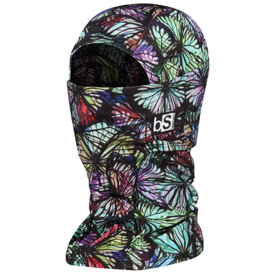 BlackStrap The Hood Balaclava Floral Butterfly USA Made Facemask