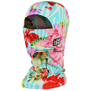 BlackStrap The Hood Balaclava Floral Overlay USA Made Facemask