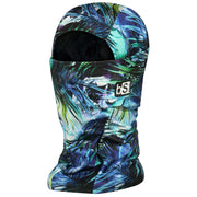 BlackStrap The Hood Balaclava Floral Midnight Ferns USA Made Facemask
