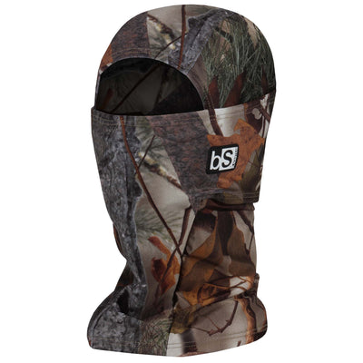 BlackStrap The Hood Balaclava Camo Fall Backwoods USA Made Facemask