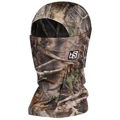 BlackStrap The Hood Balaclava Camo Northern Fall USA Made Facemask