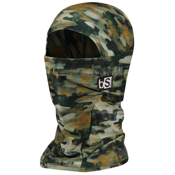BlackStrap The Hood Balaclava Camo Fatigue USA Made Facemask