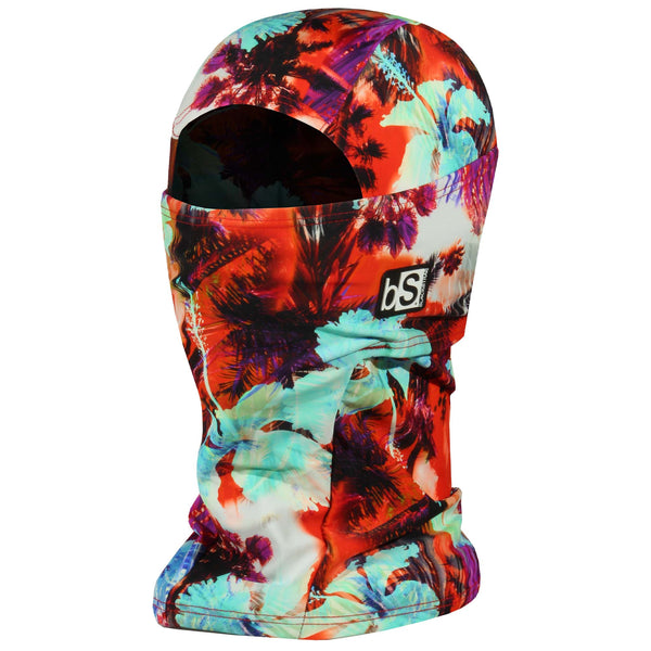 BlackStrap The Hood Balaclava Floral Miami USA Made Facemask