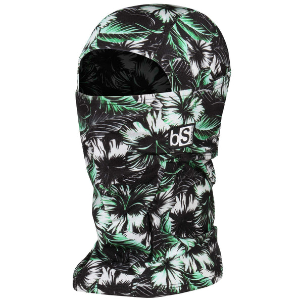 BlackStrap The Hood Balaclava Floral Midnight USA Made Facemask