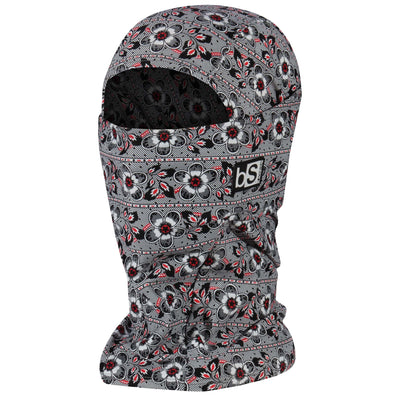 BlackStrap The Hood Balaclava Floral Tribal USA Made Facemask