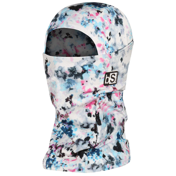 BlackStrap The Hood Balaclava Floral Frosty USA Made Facemask
