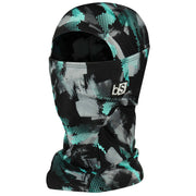 BlackStrap The Hood Balaclava Camo Geode Teal USA Made Facemask