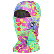 BlackStrap The Hood Balaclava Geometry Neon USA Made Facemask