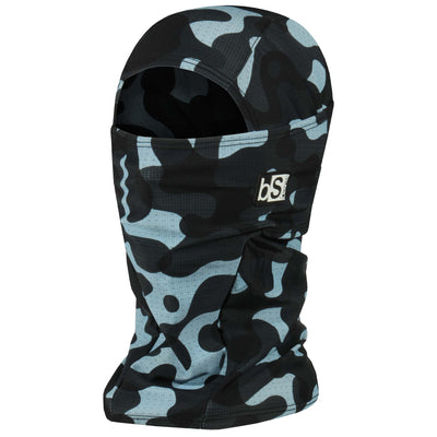 BlackStrap The Hood Balaclava Camo Midnight USA Made Facemask