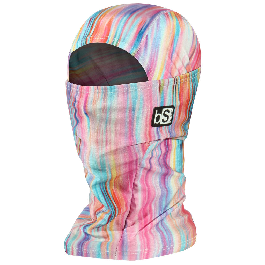 BlackStrap The Hood Balaclava Motion Blur USA Made Facemask