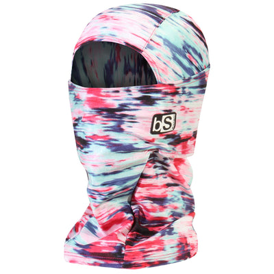 BlackStrap The Hood Balaclava Pastel Streaks USA Made Facemask