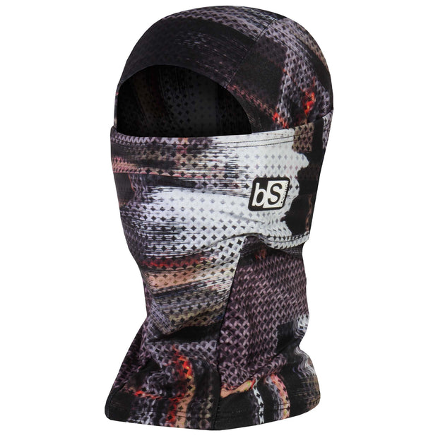BlackStrap The Hood Balaclava Robotic Gray USA Made Facemask