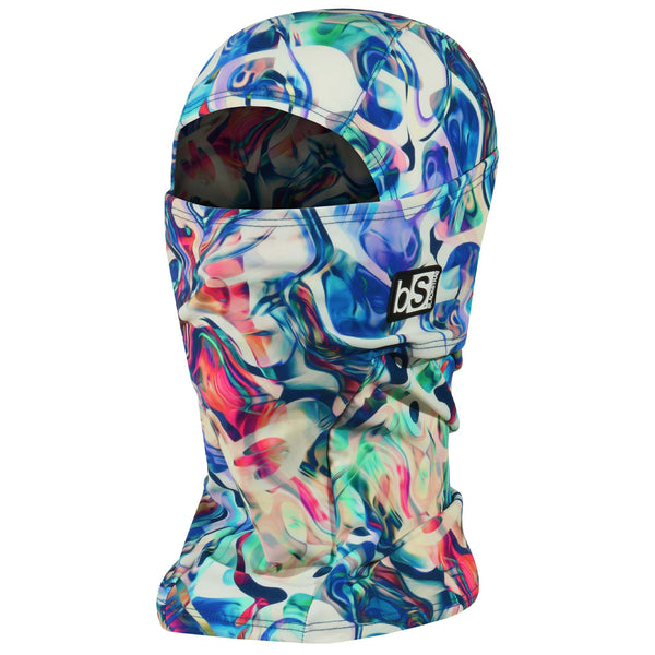 BlackStrap The Hood Balaclava Smoke Pastel USA Made Facemask