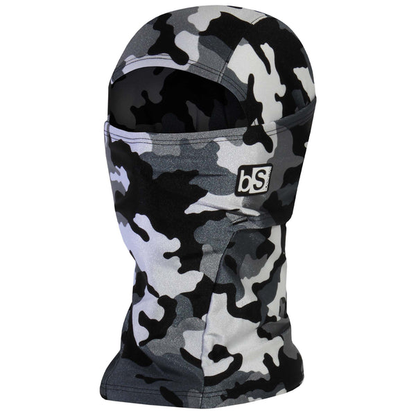 BlackStrap The Hood Balaclava Camo Snow Issue USA Made Facemask