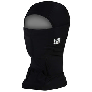 BlackStrap The Hood Balaclava Solid Black USA Made Facemask