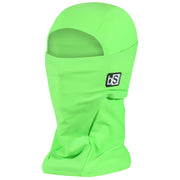 BlackStrap The Hood Balaclava Solid Bright Green USA Made Facemask