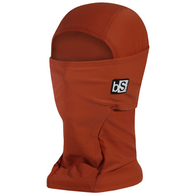 BlackStrap The Hood Balaclava Solid Copper USA Made Facemask