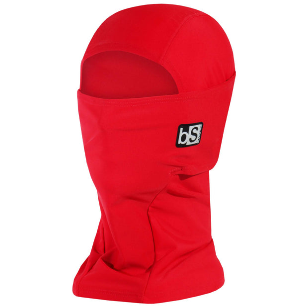 BlackStrap The Hood Balaclava Crimson Red USA Made Facemask