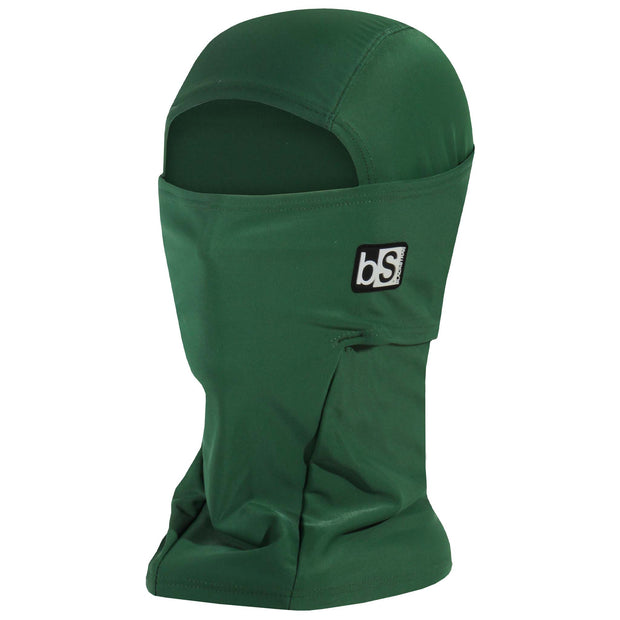 BlackStrap The Hood Balaclava Solid Forest Green USA Made Facemask