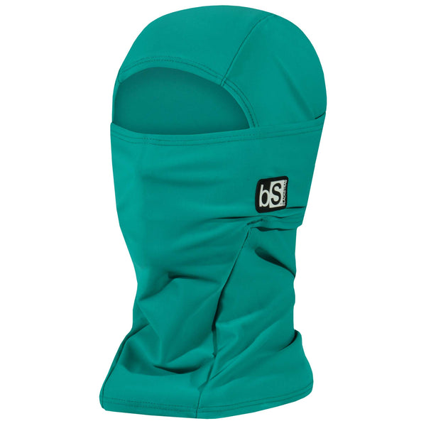 BlackStrap The Hood Balaclava Solid Jade USA Made Facemask