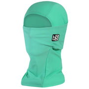 BlackStrap The Hood Balaclava Solid Mint USA Made Facemask