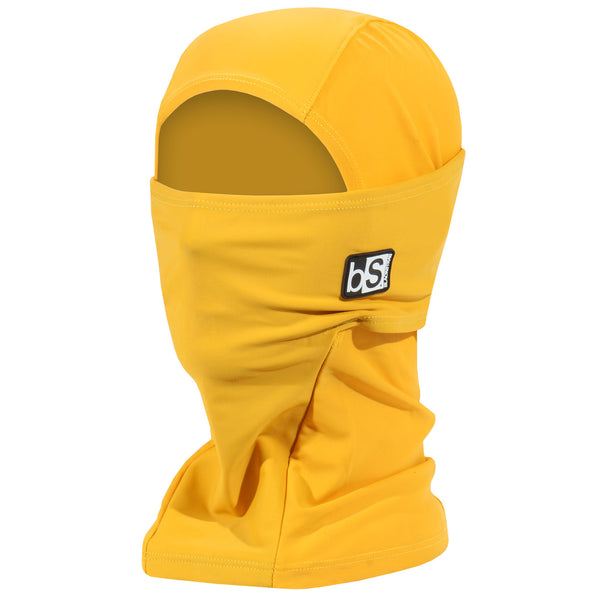BlackStrap The Hood Balaclava Solid Mustard USA Made Facemask