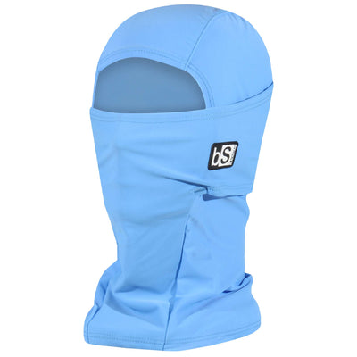 BlackStrap The Hood Balaclava Solid Pastel Blue USA Made Facemask