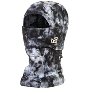 BlackStrap The Hood Balaclava Tie Dye Black USA Made Facemask