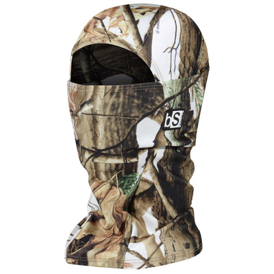 BlackStrap The Hood Balaclava Camo Northern Snow USA Made Facemask