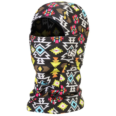 BlackStrap The Hood Balaclava Tribe Arcade USA Made Facemask