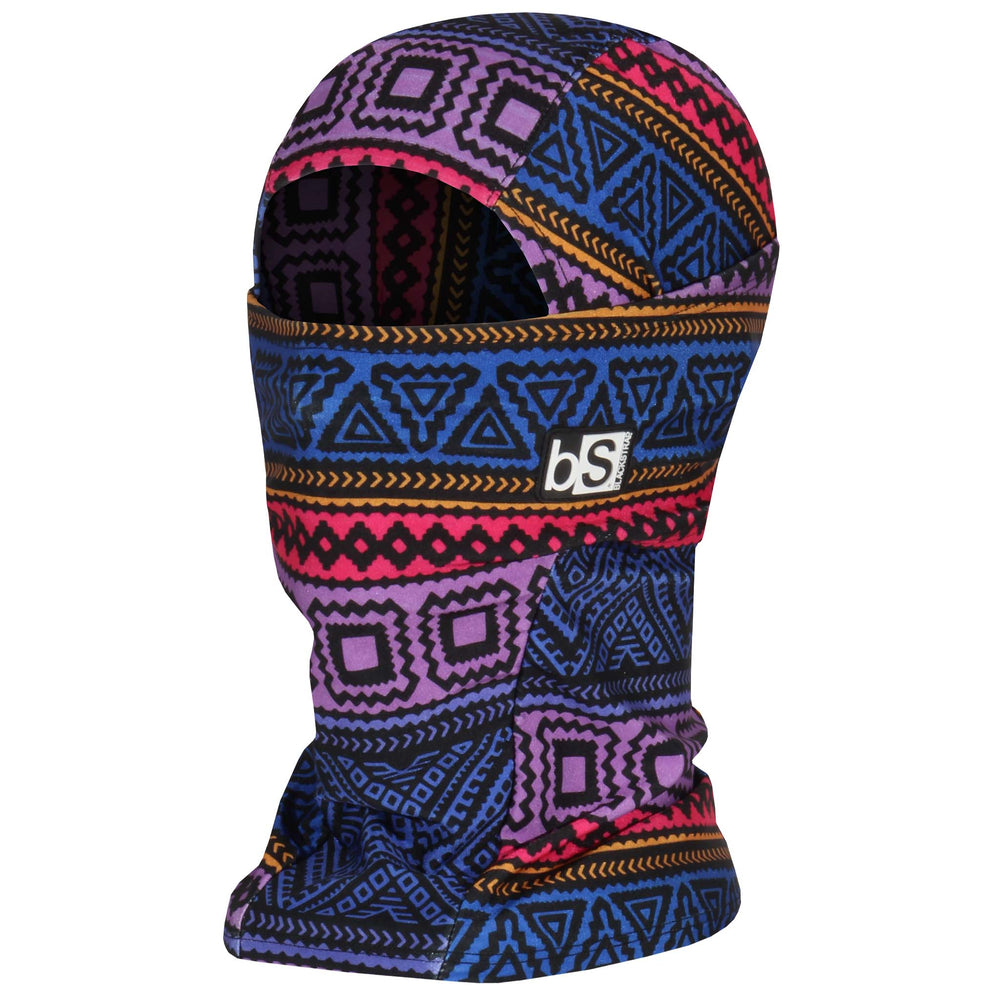 BlackStrap The Hood Balaclava Tribe Purple USA Made Facemask