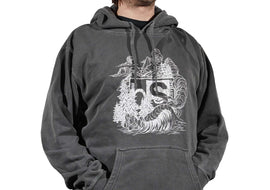 BlackStrap Hoodie Zach Johnsen Natural Gray Men's