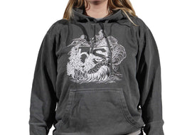 BlackStrap Hoodie Zach Johnsen Natural Gray Women's