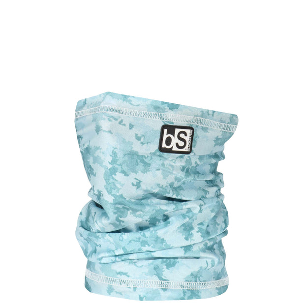 BlackStrap Kids Dual Layer Tube Neck Gaiter Camo Digital Frozen USA Made Face Mask