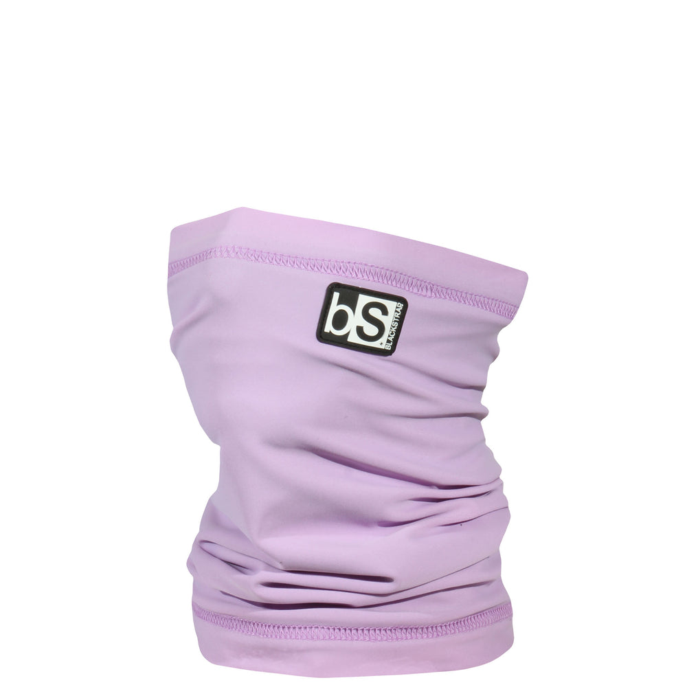 BlackStrap Kids Dual Layer Tube Neck Gaiter Solid Orchid USA Made Face Mask