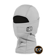 BlackStrap The Kids Expedition Hood Balaclava Solid Steel Gray USA Made Facemask
