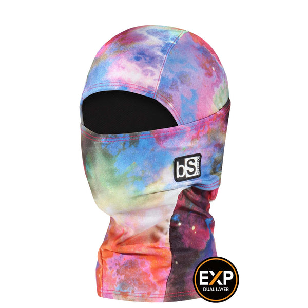 BlackStrap The Kids Expedition Hood Balaclava Space Pastel USA Made Facemask