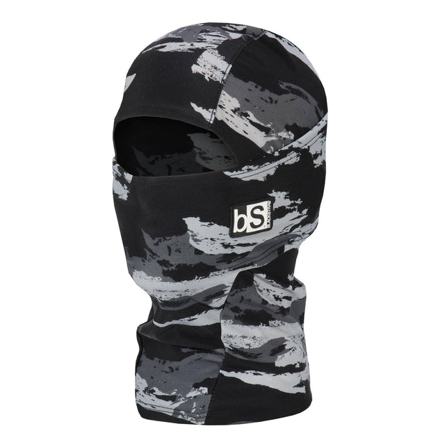 BlackStrap Kids Hood Balaclava Camo Tonal USA Made Face Mask