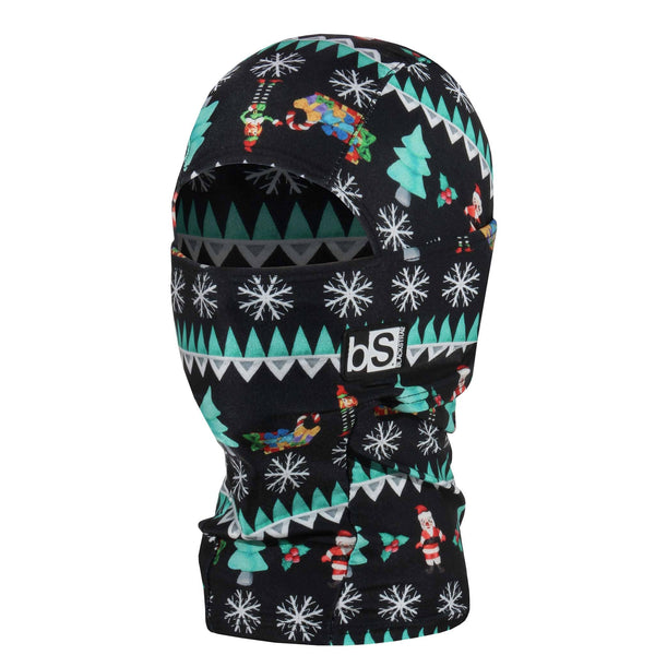 BlackStrap Kids Hood Balaclava Festive USA Made Face Mask