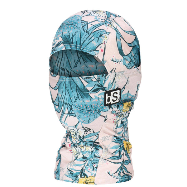BlackStrap Kids Hood Balaclava Floral Zen USA Made Face Mask