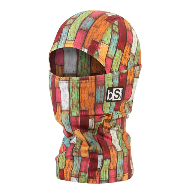 BlackStrap Kids Hood Balaclava Heavy Metal USA Made Face Mask