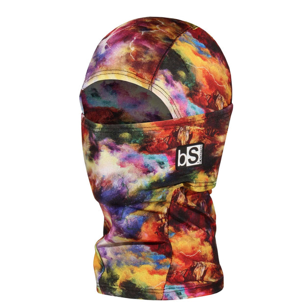BlackStrap Kids Hood Balaclava Overcast Rainbow USA Made Face Mask