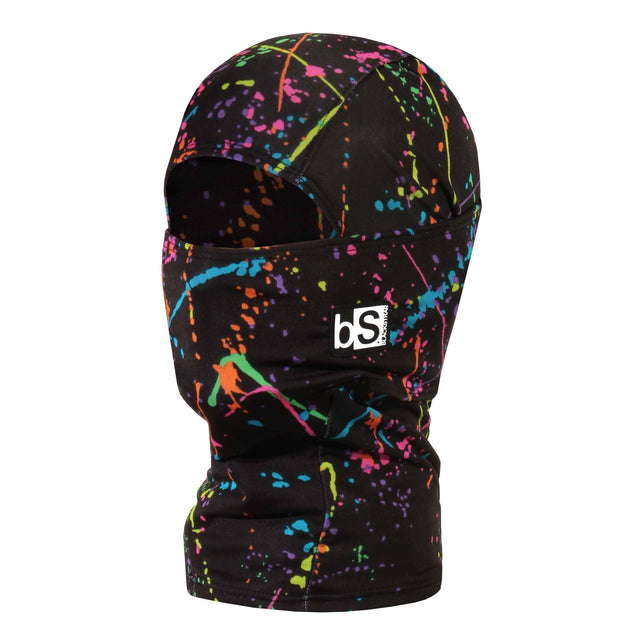 BlackStrap Kids Hood Balaclava Paint Splash USA Made Face Mask