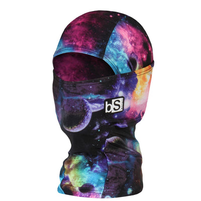 BlackStrap Kids Hood Balaclava Space Galactic USA Made Face Mask