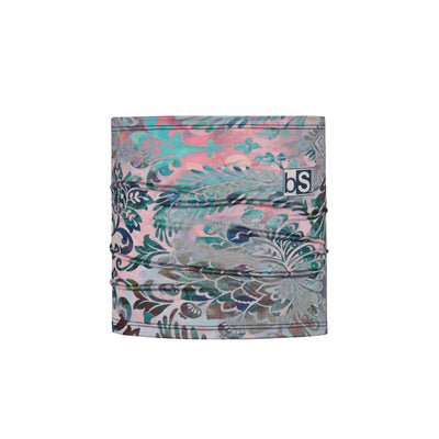 Multifunctional UV Headband | Paisley Pastel - BlackStrap Industries Inc. ALL RIGHTS RESERVED.