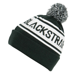 BlackStrap POM Beanie Green/White